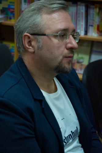 Киевский дом Книги • 2015