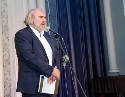 """Літературно-художній вечір """"Україна та Греція на зламі епох"""" • 29.09.2016"""