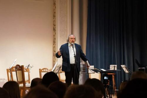Творческий вечер Дмитрия Бураго • 28.10.2018