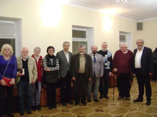 Мандельштамівські читання в Києві